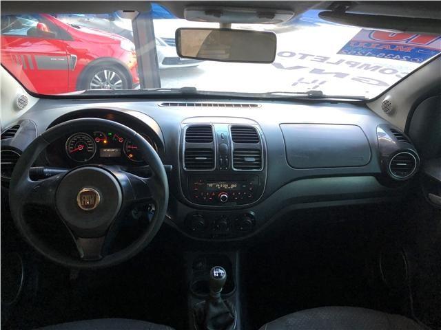 Fiat Grand siena 1.4 mpi 8v tetrafuel 4p manual - Foto 9
