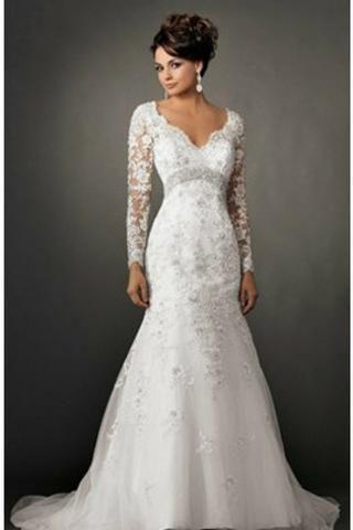 e99600217 Lindo Vestido de Noiva todo em renda sereia lindo de marca famosa Promoção  Locação