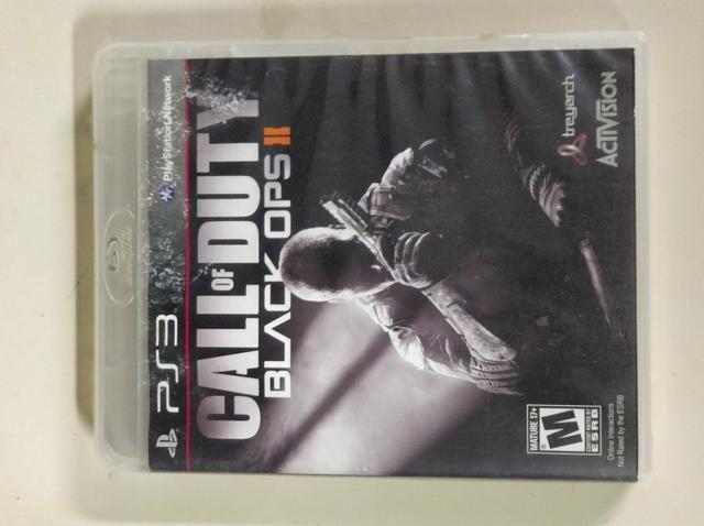 Jogo PS3 - Call of Duty Black OPS II
