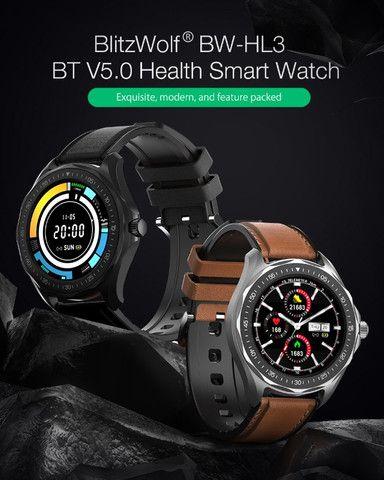 Blitzwolf Bw-hl3 Relógio Smartwatch Global - Foto 5