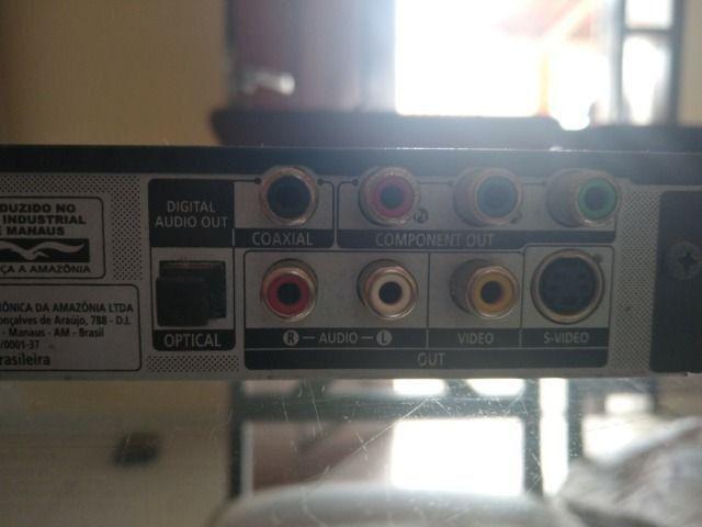 DVD Samsung - Com defeito - Foto 3