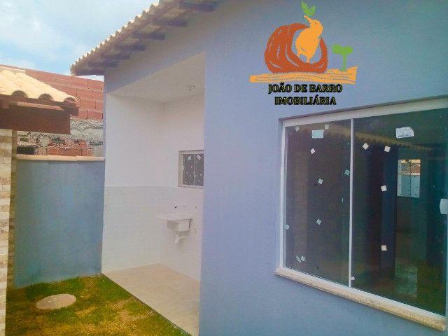 Casas em Unamar Tamoios Cabo Frio com piscina e churrasqueira - Foto 5