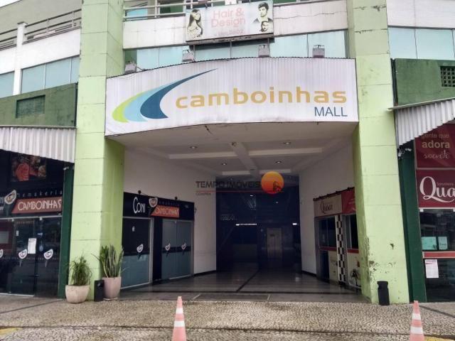 Sala para alugar, 34 m² por R$ 1.000,00/mês - Camboinhas - Niterói/RJ - Foto 3