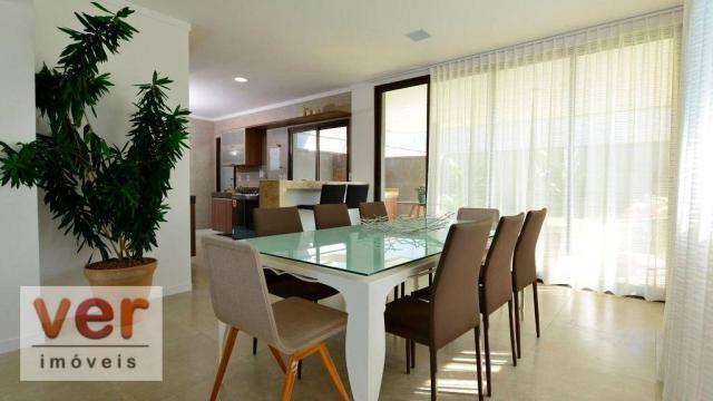 Casa à venda, 236 m² por R$ 985.000,00 - Eusébio - Fortaleza/CE - Foto 15