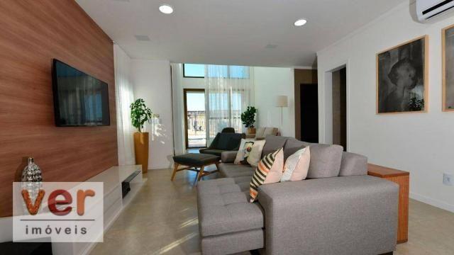 Casa à venda, 236 m² por R$ 985.000,00 - Eusébio - Fortaleza/CE - Foto 16