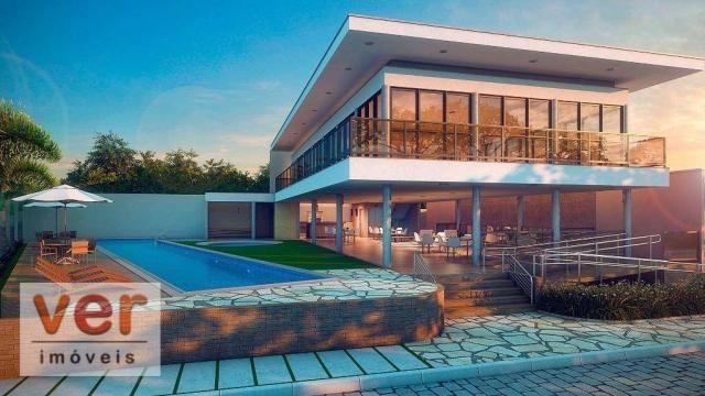 Casa à venda, 236 m² por R$ 985.000,00 - Eusébio - Fortaleza/CE - Foto 4