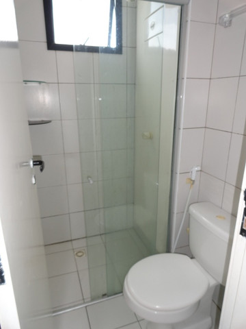AP0151 - Apartamento com 3 dormitórios para alugar, 70 m² por R$ 1.550/mês - Meireles - Foto 11