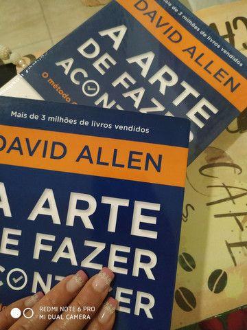 Livro NOVO/ LACRADO A arte de FAZER ACONTECER!  - Foto 3
