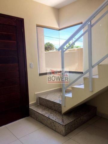 Casa com 3 dormitórios à venda, 70 m² por R$ 349.000,00 - Jardim Atlântico Central (Itaipu - Foto 8