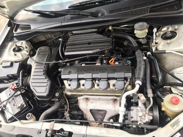 Honda Civic LXL AUT 2003 - Foto 6