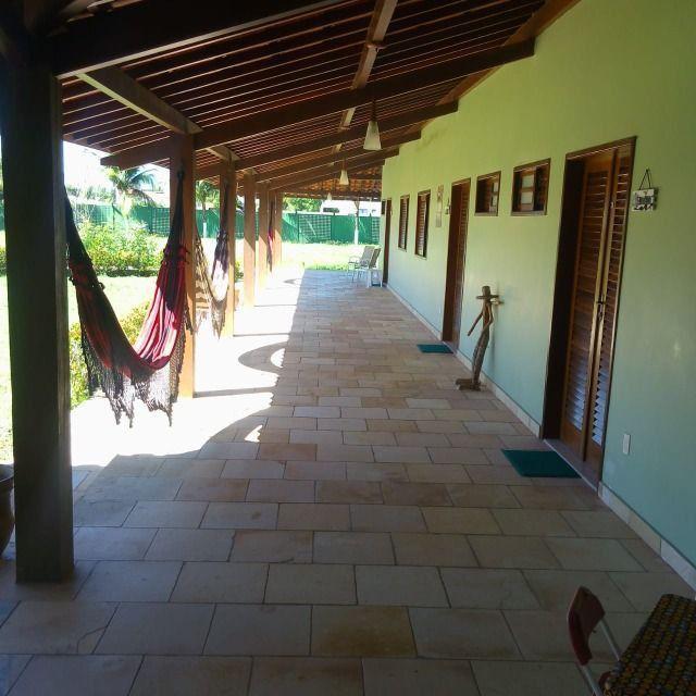 236- Apenas venda!Mansão em Serrambi / 1.300m² / 7 suites / luxo / piscina com raia - Foto 8
