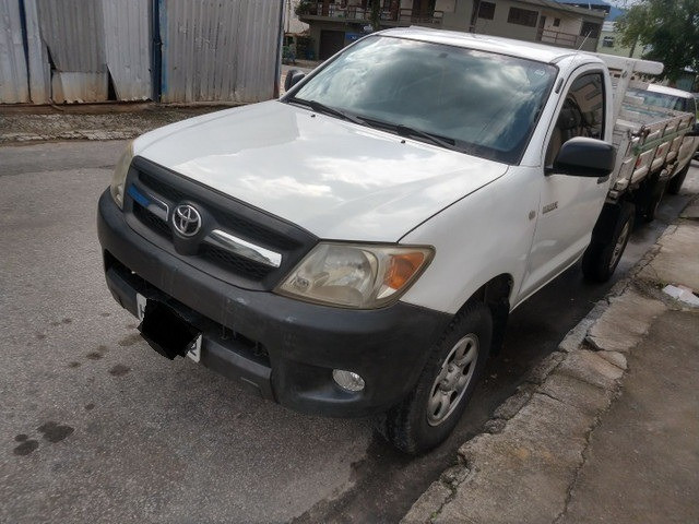 Hilux cabine simples 2009