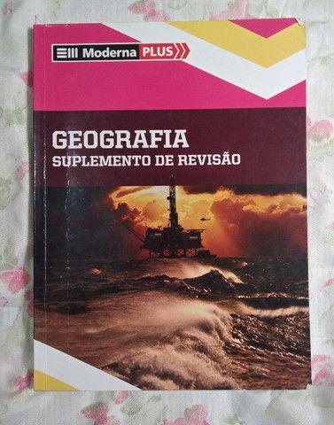 Box - Livros de Geografia - Ensino Médio (volume único) - Foto 5