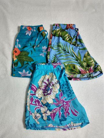 Short feminino moda praia - Foto 2
