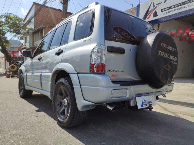 M-Chevrolet Tracker 4X4 (com ou sem entrada + saldo em até 60X) - Foto 3