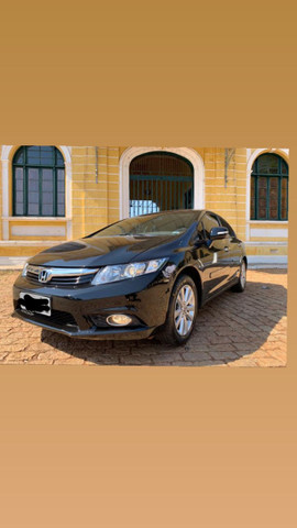 Honda Civic LXL 1.8 flex 2012/2013 - Foto 7