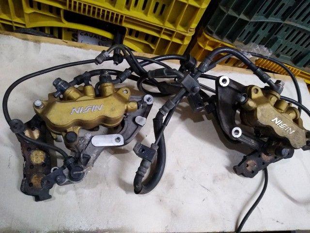 Pinça de freio motos  - Foto 2