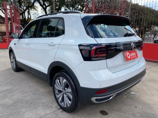 VW T-Cross comfortline Pacote premium 2020 - Foto 11