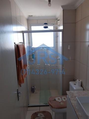 Apartamento com 2 dormitórios à venda, 50 m² por R$ 265.000,00 - Vila Mercês - Carapicuíba - Foto 2