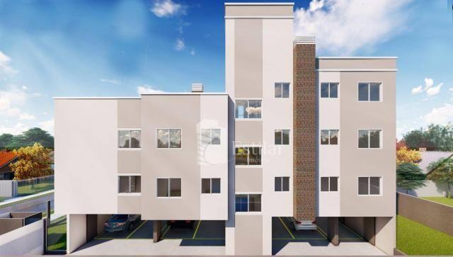 Apartamento 01 quarto no Fanny, Curitiba - Foto 19