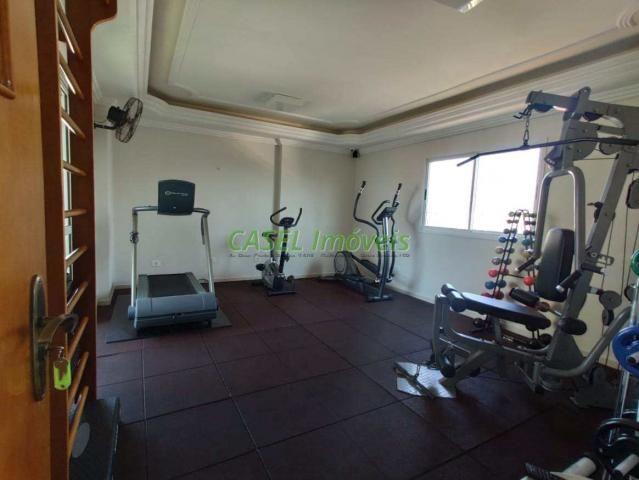 Apartamento à venda com 2 dormitórios em Guilhermina, Praia grande cod:804126 - Foto 3