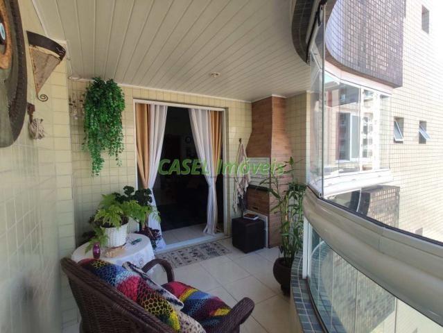 Apartamento à venda com 2 dormitórios em Guilhermina, Praia grande cod:804126 - Foto 10