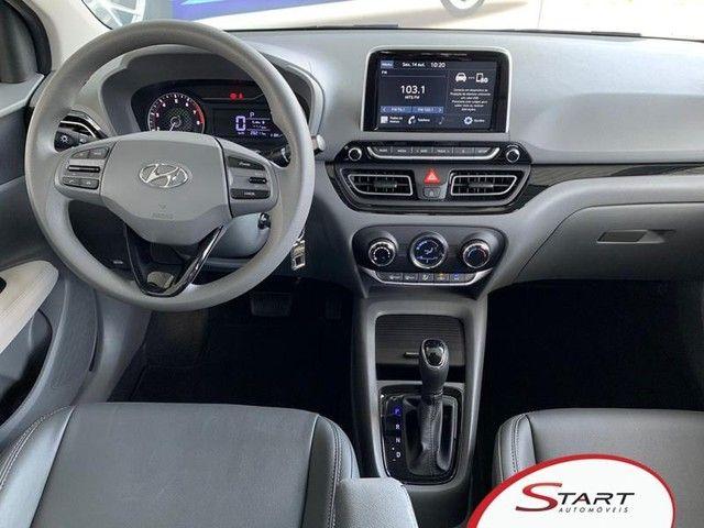 Hyundai Hb20s 1.0 Tgdi Flex Evolution Automático 2020 - Foto 6