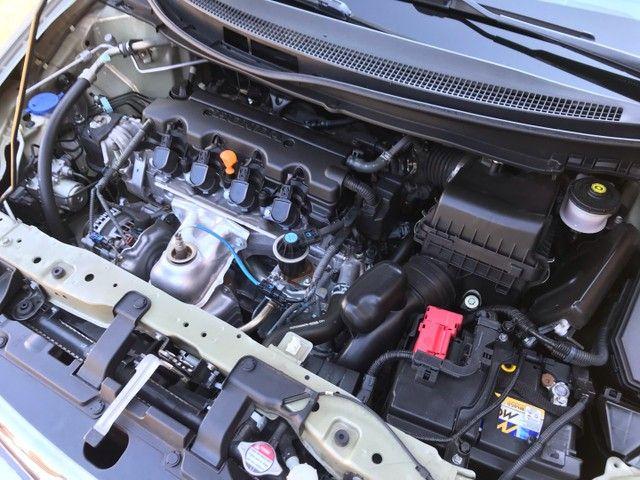 Civic LXR 2014 Top só  71.900 - Foto 16