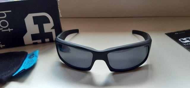 Óculos HB Original, Preto Fosco - Nunca usado