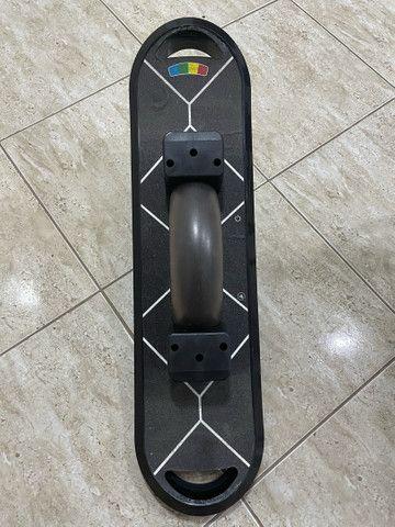 Skate elétrico monociclo