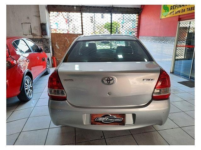 Toyota Etios 2015 1.5 x sedan 16v flex 4p manual - Foto 6