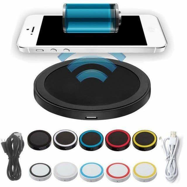 Carregador Wireless s6 s7 s8 iPhone 8....