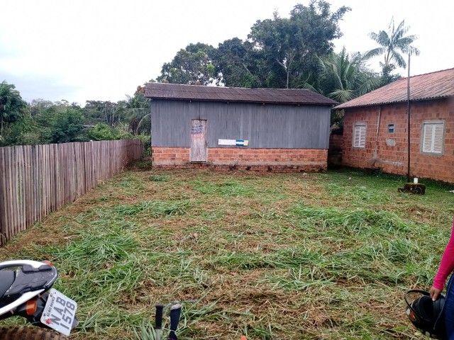 Verde_se está casa na vila acre aceito troca em gado ou uma casa no João Eduardo