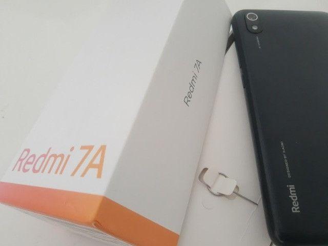 2 Celulares Xiaomi Redmi 7A, 16gb + 2GB de Ram