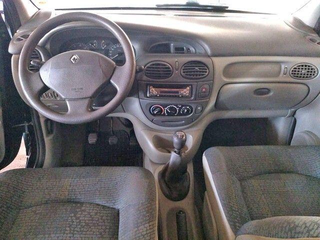 Renault Scenic 1.6 Authentique 2004 Completa - Foto 5