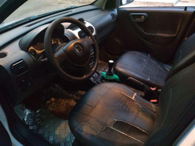 GM Corsa sedan Premium 1.4 flex 08/09 - Foto 8