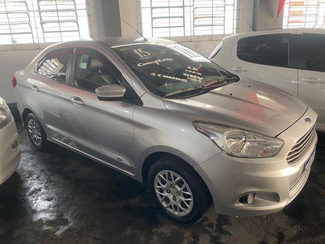 Ford KA + Sedan SE 1.0 GNV