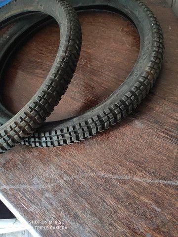 Barato roda e pneus bicicleta leia descriçao - Foto 3