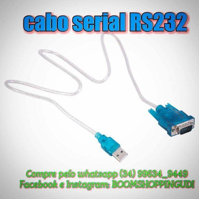 Rs232 serial