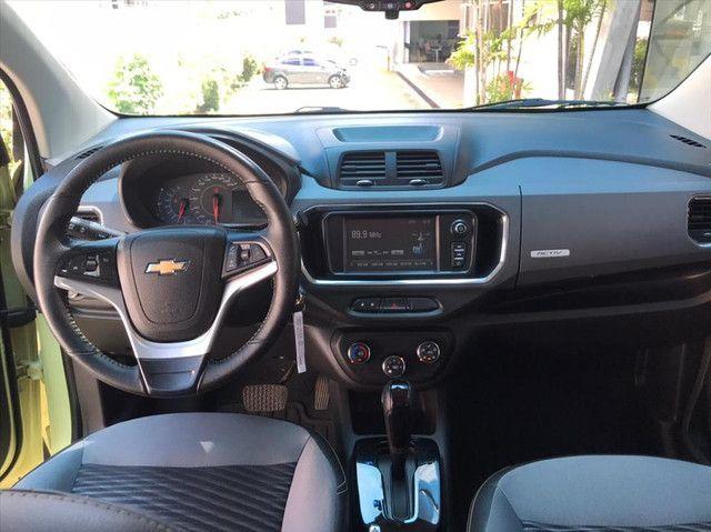 CHEVROLET SPIN 1.8 ACTIV7 8V FLEX 4P AUTOMÁTICO - Foto 8
