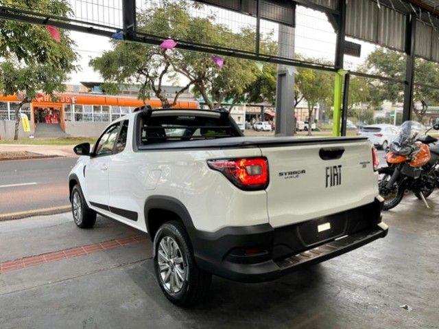 Fiat Strada Freedom plus 1.3 flex Completa 0km 2022 - Foto 6