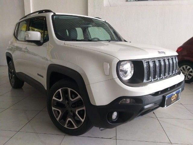 jeep renegade longitude  2019  km 51000  R$ 88.889,00