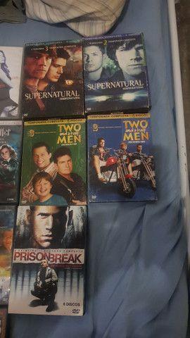 DVDs e box usados em ótimas condições  - Foto 4