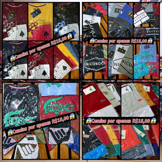Camisas no atacado e varejo - Foto 3