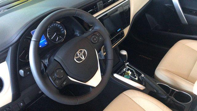 Corolla Altis 2.0  17/18 Flex Automatico 36mil Km - Foto 5