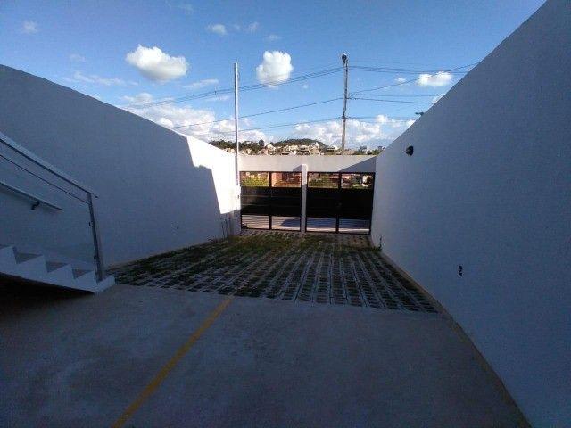 Casa Geminada Entrada individual com 2 vagas - Bairro Liberdade - Santa Luzia - Foto 4