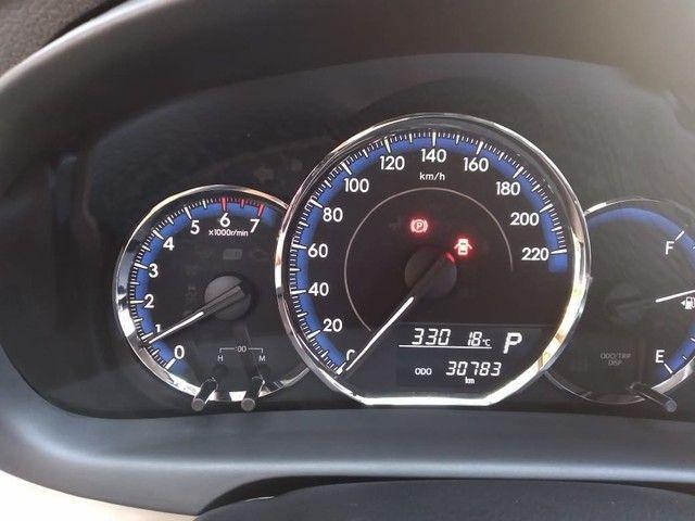 Toyota Yaris 1.5 16V FLEX SEDAN XL PLUS TECH MULTIDRIVE - Foto 7
