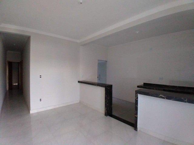 Casa Geminada Entrada individual com 2 vagas - Bairro Liberdade - Santa Luzia - Foto 8