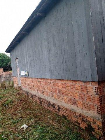 Verde_se está casa na vila acre aceito troca em gado ou uma casa no João Eduardo - Foto 3