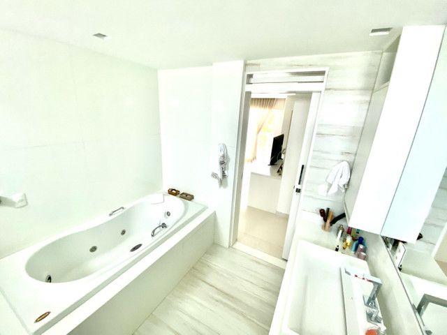 Linda casa projetada por arquitetos , 440m2  de puro luxo, requinte e bom gosto - Foto 16